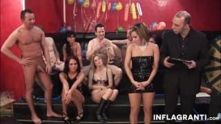 Sexy sluts loving those dildos inside