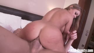 Katarina Muti - loves to get ass fucked by him