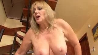Hairy old Hags Scene two - hairy anal