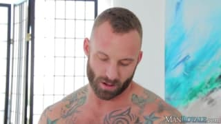 Derek Parker has a fun time with Billy London