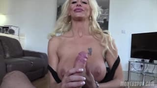 Tia Layne fuck In POV stile by Montyspov