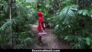 Little Red Riding Hood Gets Ridden By The Wolf</h1>  <div class=
