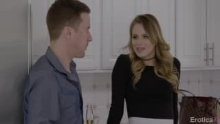 Jillian Janson tries something different