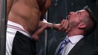 Jock vs Suit Scott Hunter vs Tony Gys