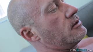 Sam Harvest and Jake Norris enjoy anal sex