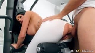Cock adoring whore Received rough deep throat