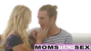 Moms Teach Sex - Melissa May & Nadia Styles