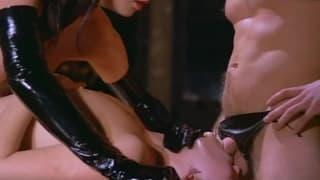 A vintage French full length porn film