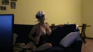 This mature slut gets what she needs!