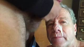 Cum Facial Compilation-Face Takes Cum Shots!