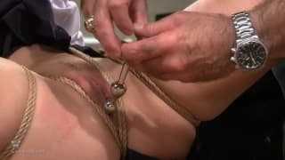 Nyssa Nevers BDSM Punishment- Because I Tease