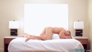 Jacob Durham and Luke Hass enjoy sex together