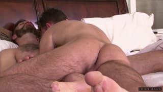 Tommy Defendi and Brendan Patrick enjoy sex