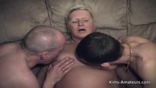 Amazing sexy BBW's in a wonderful orgy