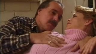 Mature daddy giving her the best sex