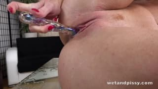 Chrissy Fox being nasty and hot in solo