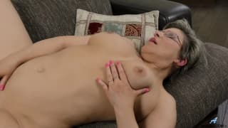 Angel Babe is a mature slut playing
