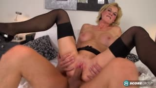 Molly Marcas A quiet country girl who loves cum