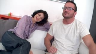 Mature brunette wife gets the fuck she wants
