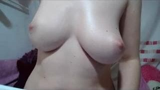 Xnicetitsx milf girl fuck with toy and cums