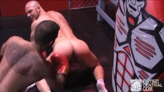 Ian McQueen and Aitor Crash love to fist fuck