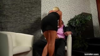 Kristina is hot blonde beg to be fucked