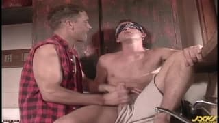 Colby Taylor and Tanner Hayes get horny