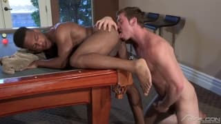 Connor Maguire and Adrian Hart enjoy fucking