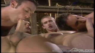 Ross Stuart and Dakota Rivers have a hot fuck
