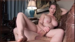 Sofa and her forever love for big cocks
