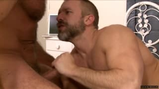Nick Capra and Dirk Caber love to suck