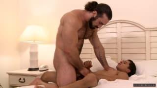Armond Rizzo and Jaxton Wheeler ass fucking