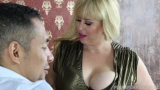 Blonde Lila love and adore anal sex