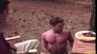 Daemon Kelly Loves Brad Eriksen's Penis
