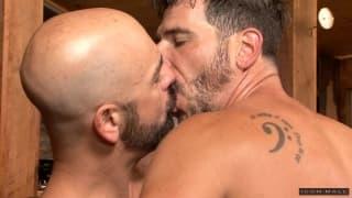 Good sex between Adam Russo and Tony