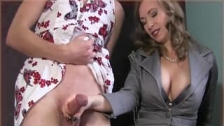 MILFs and big dicks - Cumshot compilation