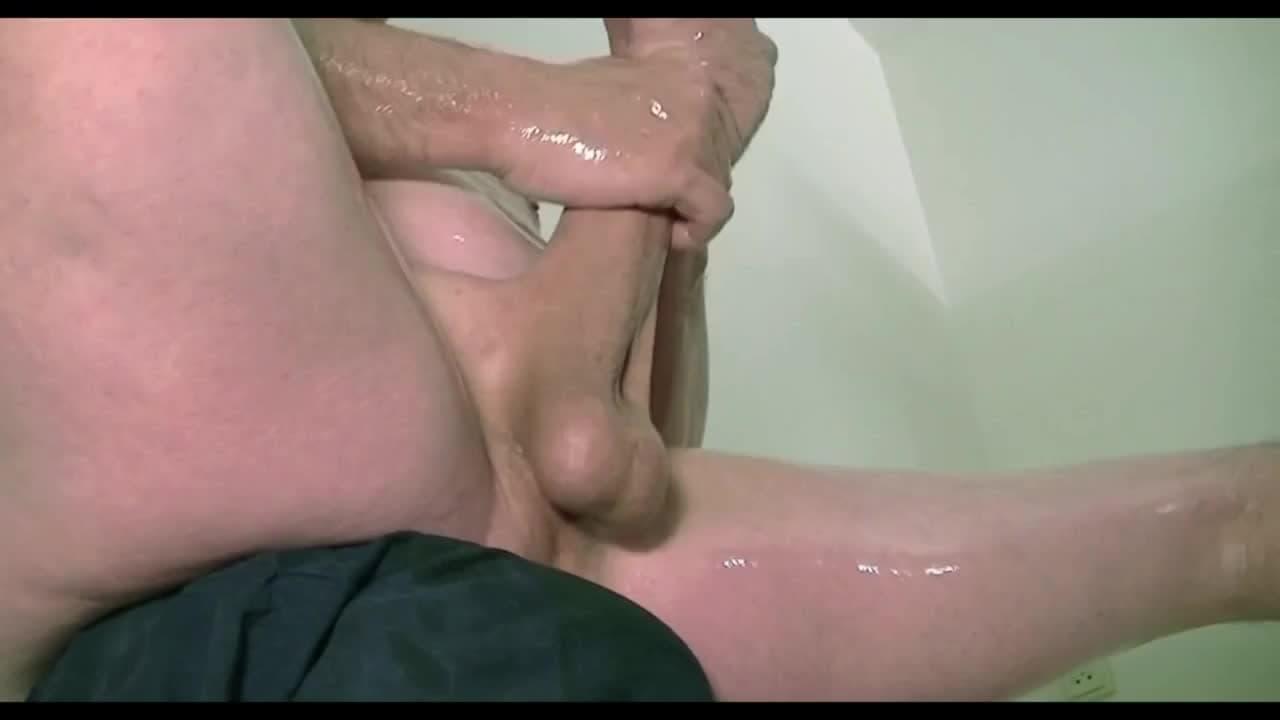 big shaved balls