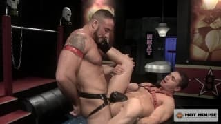 Spencer Reed and Marc Dylan like it rough