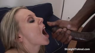 Ass Sexy Candra Anally Interracial!