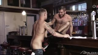 See what happens after hours at the bar!