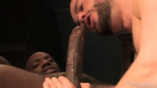 Excellent interracial porn with these men