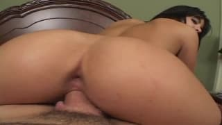 Cute Coworker fucked hard after work POV