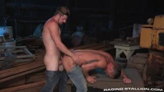 Ryan Rose and Andrew Stark use their mouths