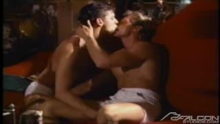 Jeff Hammond and Sean Peters enjoy cock