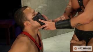 Jordano Santoro and Franco Ferarri in BDSM