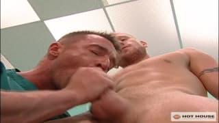Rafael Alencar and Ross Hurston love to fuck