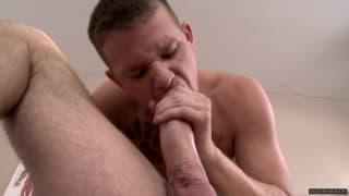 Trenton Ducati and Brandon Wilde sucking
