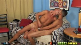 Mario Costa and Cole Harvey love cock