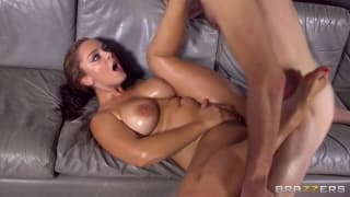 Liza Del Sierra English Dick vs French Booty