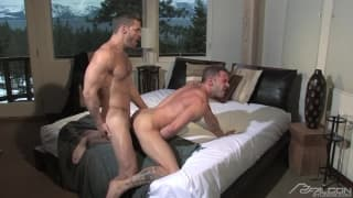 Landon Conrad and Tyler Wolf enjoy sodomizing